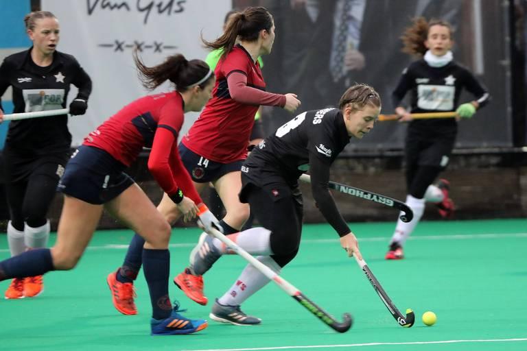 Hockey championnat Dames Honneur : Le Victory confirme son regain de forme