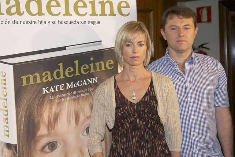 De nouvelles pistes dans l'enquête sur Maddie Mc Cann