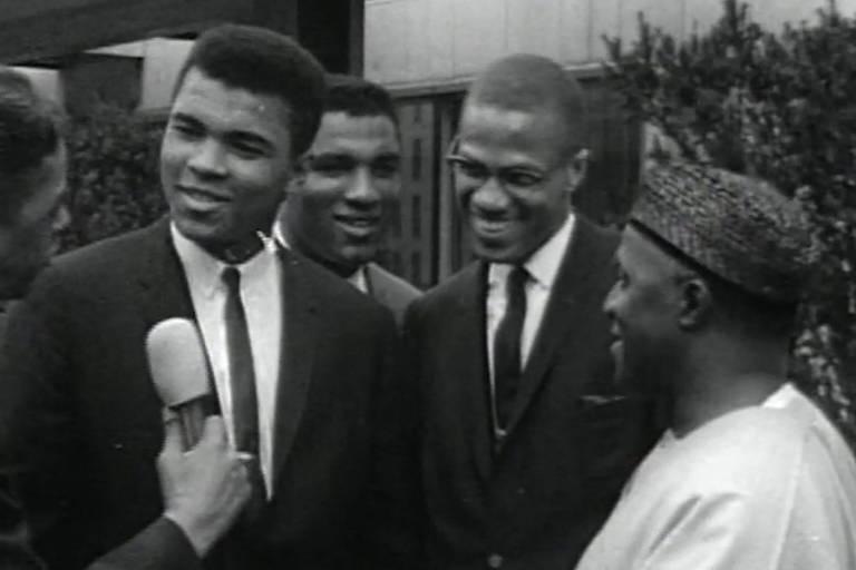 L'histoire de la brouille entre Mohamed Ali et Malcolm X
