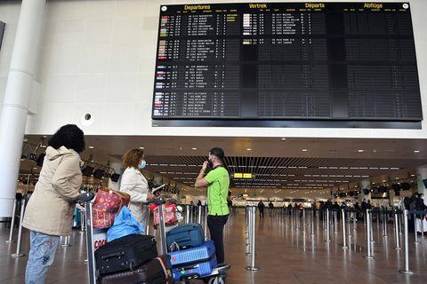 40.000 passagers par jour attendus à Brussels Airport en ce début d'été