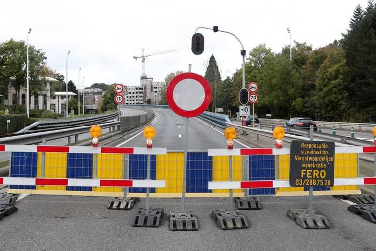 EXCLU: Réouverture du viaduc Herrmann-Debroux ce jeudi midi !