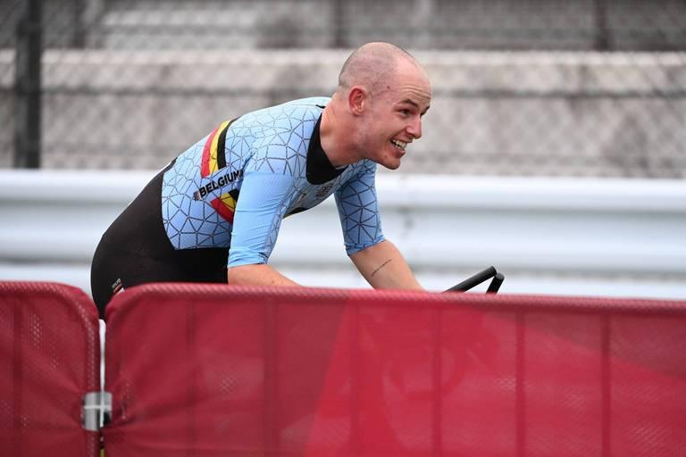 """Tim Celen offre une 13e médaille à la Belgique: """"J'étais déçu à l'arrivée car j'étais venu pour l'or mais, en fin de compte, l'argent reste une belle médaille"""""""