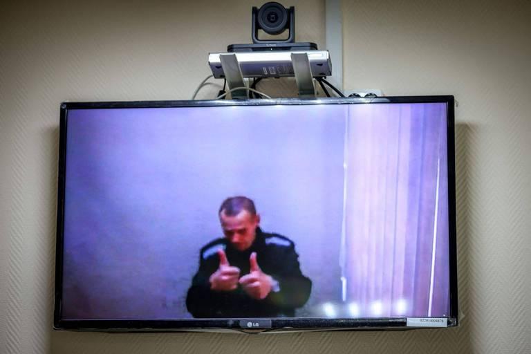 L'opposant russe Alexeï Navalny inculpé d'un nouveau délit passible de prison