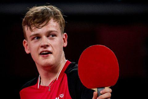 Laurens Devos, le phénomène belge dans le monde du tennis de table handisport