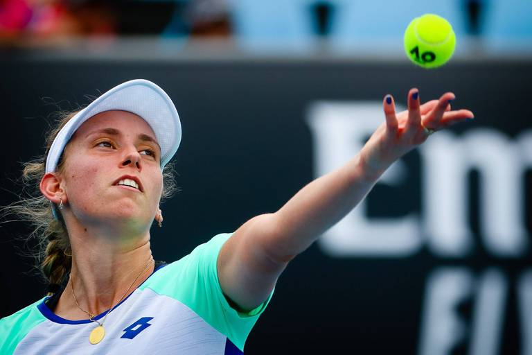 Tournoi de Cincinnati: Elise Mertens domine Podoroska et passe au 2e tour