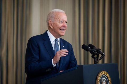 """Les Etats-Unis de Biden ne veulent plus être les """"gendarmes du monde"""""""