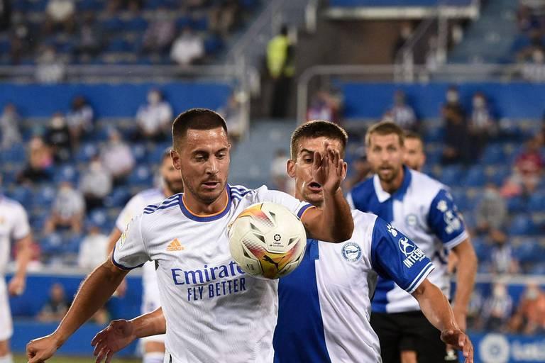 """Pour Samuel Eto'o, cette année sera celle d'Eden Hazard: """"Il va revenir à son meilleur niveau"""""""