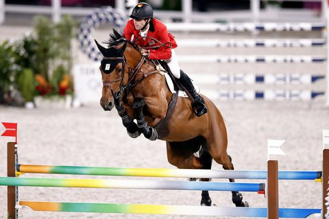 Equitation: Devos a rassuré, les Belges peuvent rêver