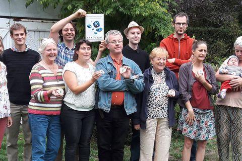 Ottignies-LLN : Kayoux sur la touche lors du débat de TVCom