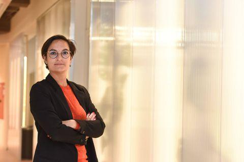 Claire Munck dirige BeAngels depuis huit ans.