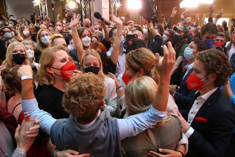 Elections en Allemagne : les sociaux-démocrates, en tête, se refont une santé