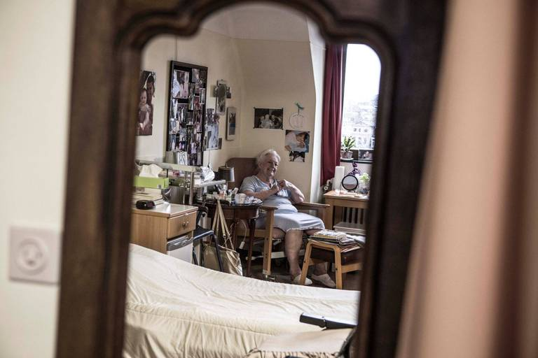 Coronavirus: qui sont les pensionnaires des maisons de repos et de soins belges ?