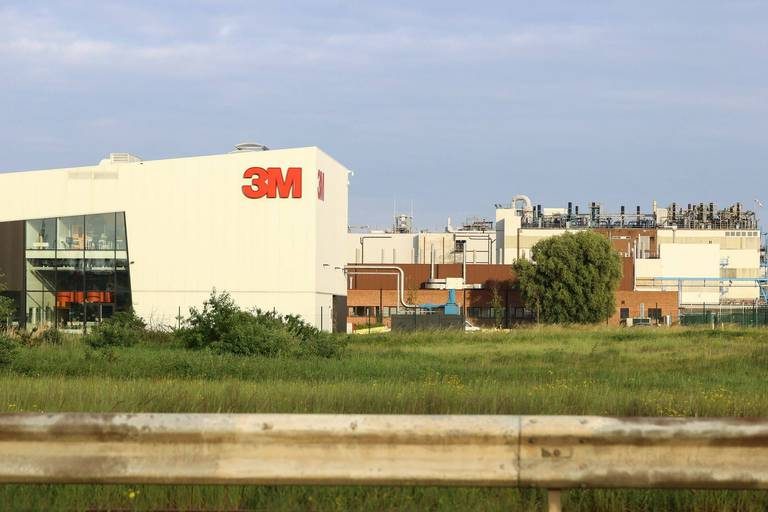 Pollution à Zwijndrecht : de nouveaux échantillons prélevés chez 3M