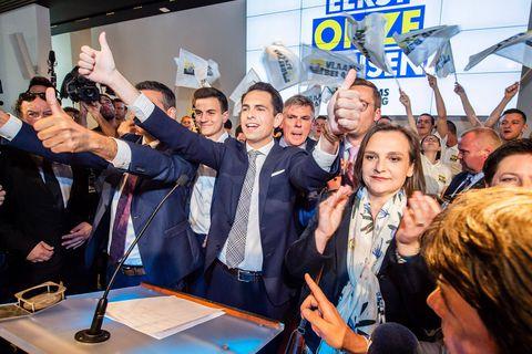 Pourquoi les jeunes du Vlaams Belang s'habillent à la façon du gendre idéal