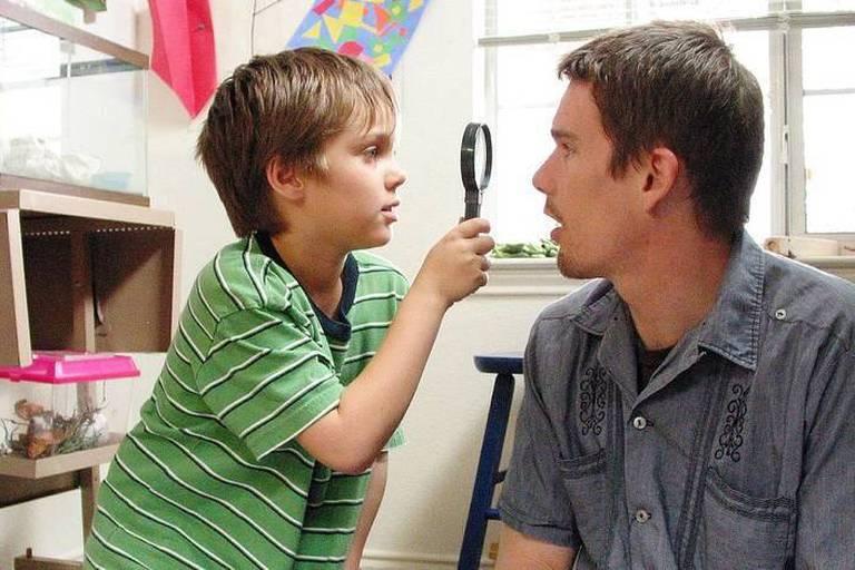 """""""Boyhood"""" : La magie du temps qui passe à l'écran"""