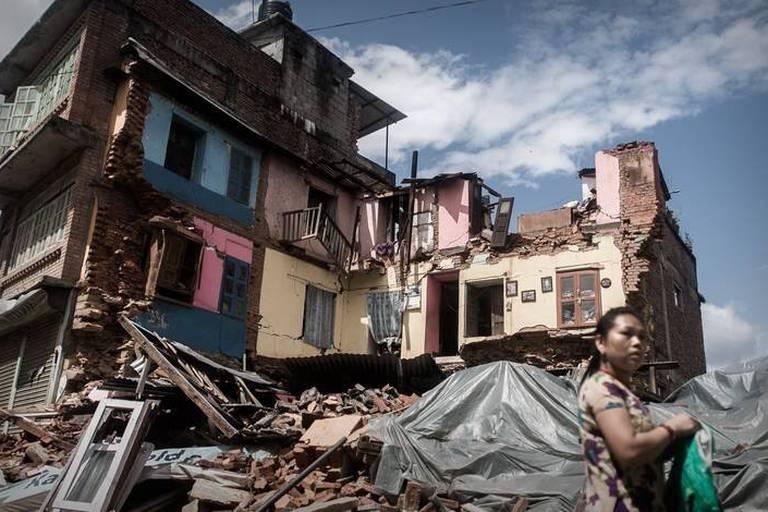 Le Brabant wallon au secours du Népal