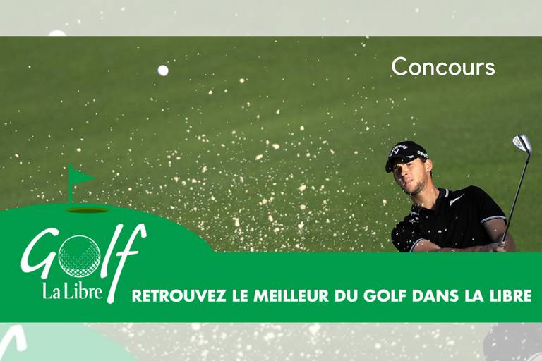 Concours : recevez un green fee à la Bruyère ou un voucher de 75 € pour un fitting chez Golf Plus à Waterloo