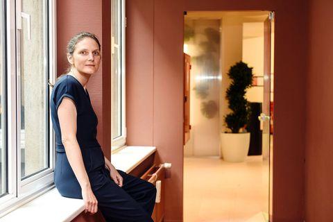 Charlotte Creplet entend mettre son expertise au service d'entrepreneurs bruxellois pour les aider à surmonter une crise qui s'annonce longue.
