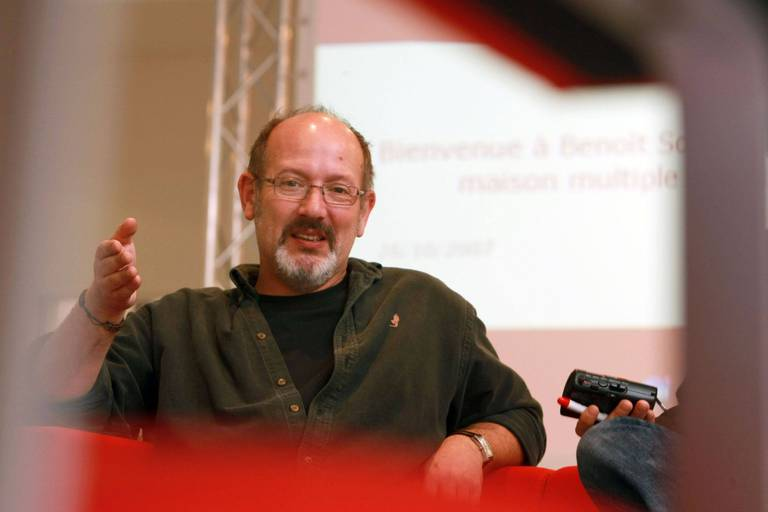 Décès du dessinateur belge Benoît Sokal