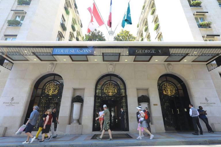 Bill Gates achète les hôtels Four Seasons