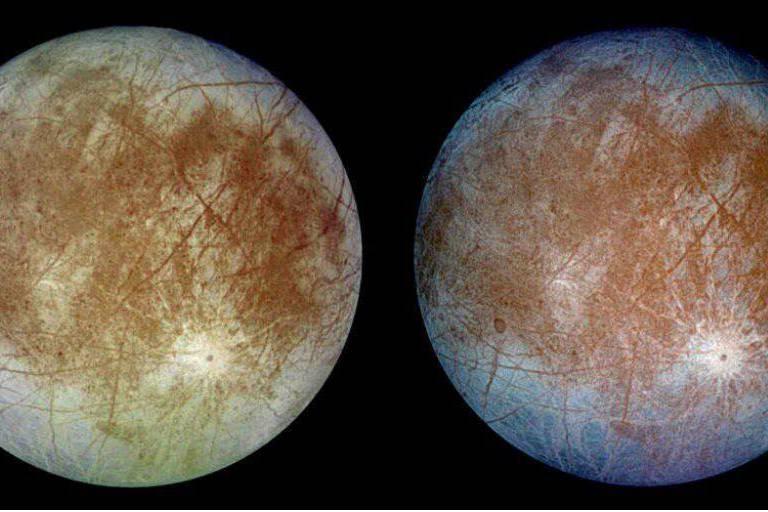 La Nasa choisit SpaceX pour sa mission vers Europe, une lune de Jupiter