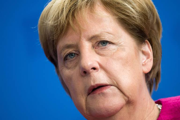 Merkel va se rendre à Chemnitz après les violences d'extrême droite