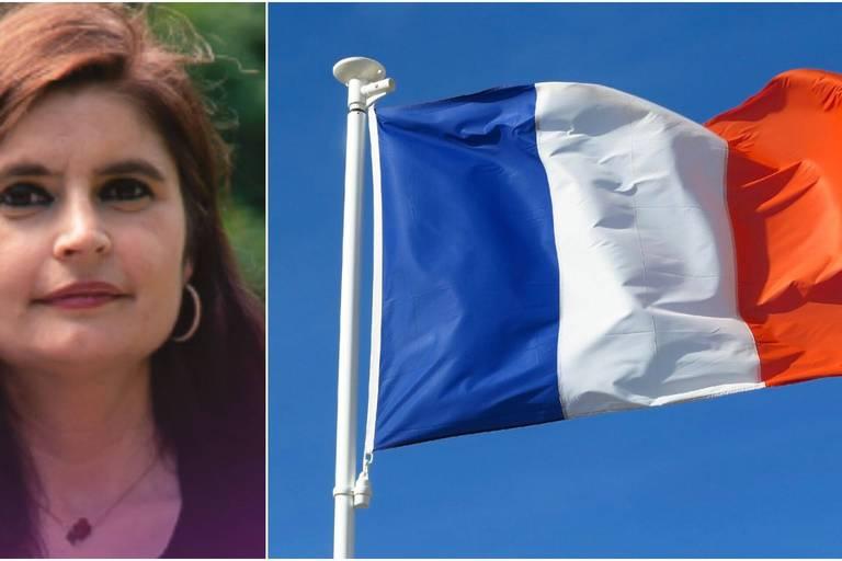 """Hélène Thouy, du Parti animaliste, candidate à la présidentielle française : """"Une immense fierté de pouvoir défendre les intérêts des animaux"""""""