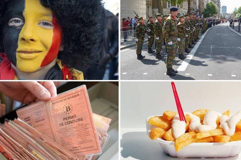 Ces 5 choses étonnantes qui font de la Belgique un pays unique au monde