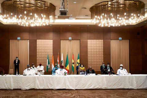 L'Afrique de l'Ouest en sommet virtuel pour trouver une issue à la crise au Mali