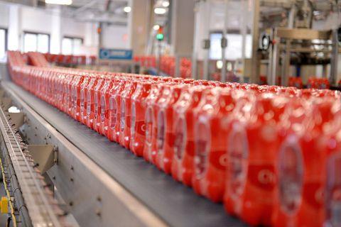 Intempéries : rupture de stock en vue pour l'eau Chaudfontaine