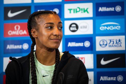 """Thiam, de retour en Belgique après son exploit à Tokyo: """"Double championne olympique? Je ne réalise pas encore"""""""
