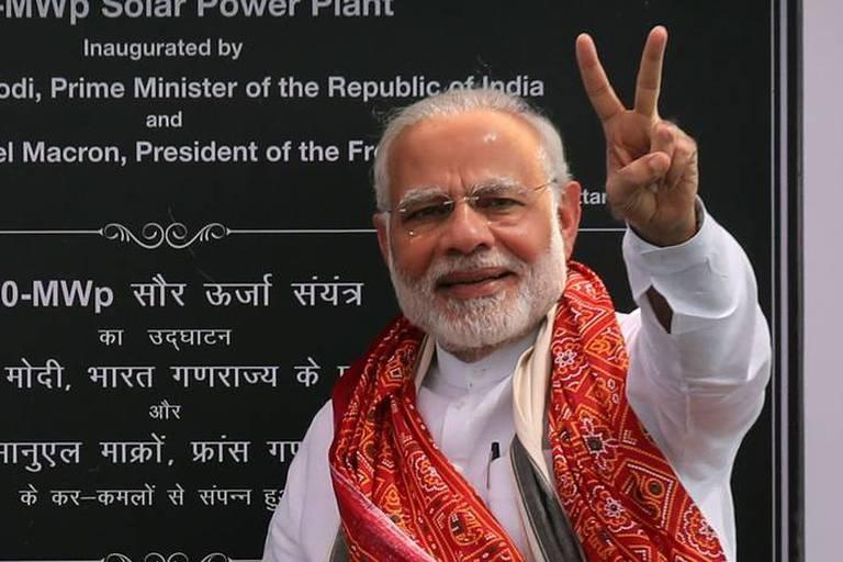Inde: Narendra Modi est accusé d'exploiter les données personnelles