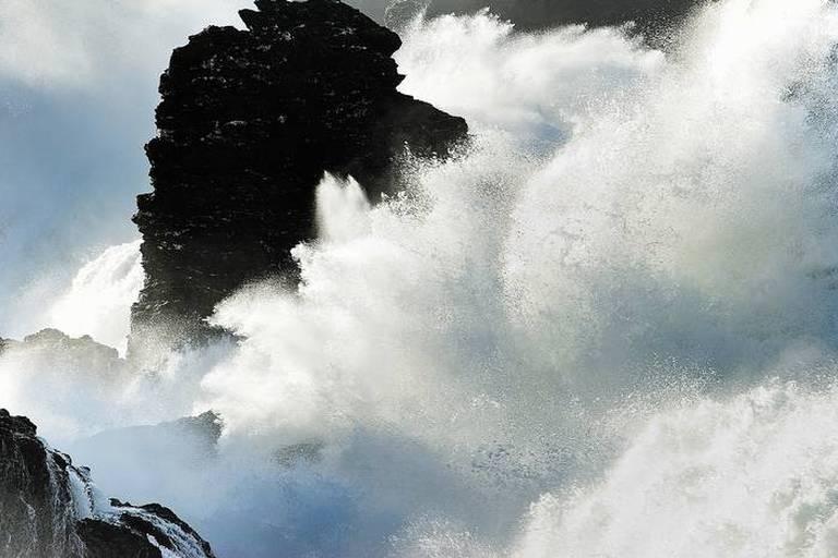 Belle-Ile-en-Mer, 56, Pointe des poulains Sunset / Reporters