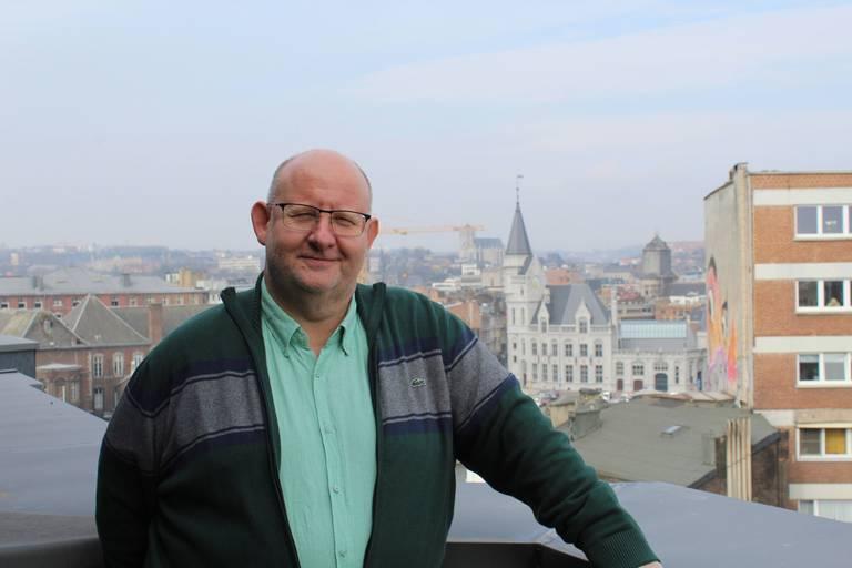 L'instituteur devenu secrétaire fédéral du 1er syndicat liégeois