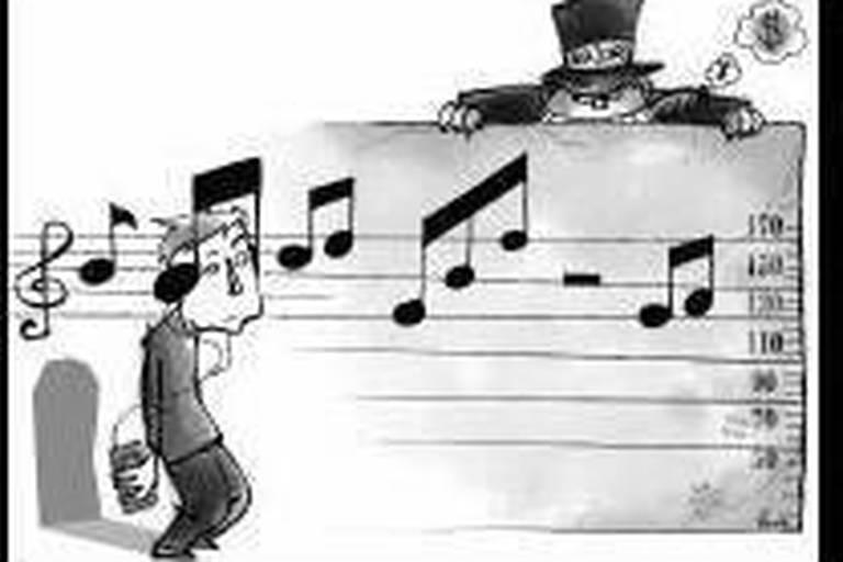 Le téléchargement illégal, alibi en or pour l'industrie du disque?