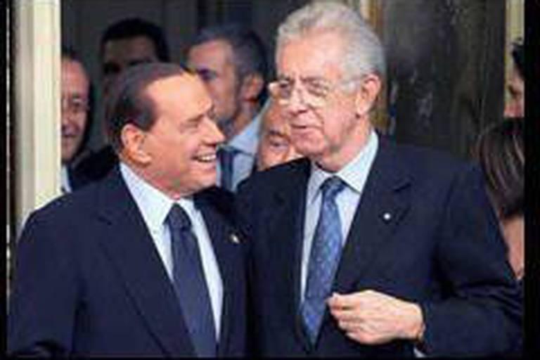 L'Italie en crise: Des mains toujours sales