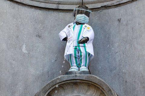 """Risque de quatrième vague: un immunologiste liste cinq moyens concrets pour sauver le """"patient"""" Bruxelles"""