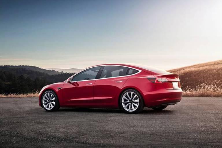 Tesla va rappeler 123.000 véhicule de la gamme Model S