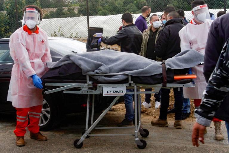 Le corps du militant et intellectuel libanais Lokman Slim, tué d'une balle dans la tête, a été retrouvé près d'Al-Adoussiyeh ce jeudi.