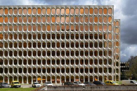 L'immeuble CBR à Watermael-Boitsfort, témoin majeur de l'architecture, est menacé de démolition: un scandale!