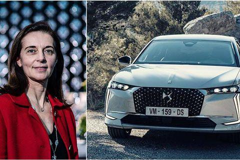 """""""Nos clients achètent un esprit, un raffinement, un design différent, soit des choses qu'ils ne voient pas dans l'automobile traditionnelle"""", analyse Béatrice Foucher, directrice générale de DS."""