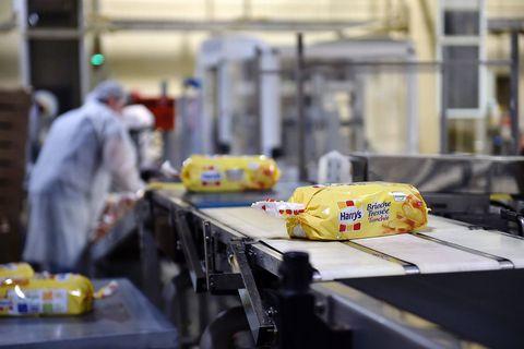 Le groupe Barilla, qui a repris la marque Harrys en 2009 en Belgique, est le deuxième acteur en valeur sur le marché des pains pré-emballés.