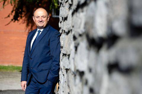 """Willy Borsus: """"Je veux absolument être l'artisan du sauvetage de l'agriculture en Région wallonne"""""""