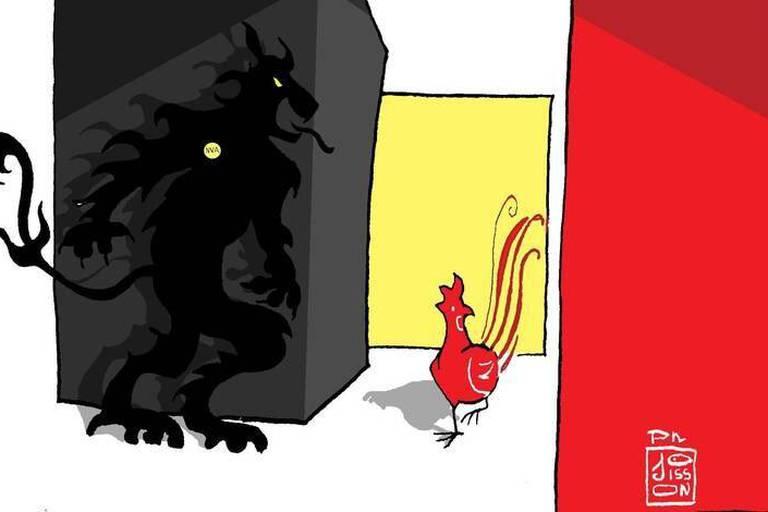 La Belgique, où les (nationalistes) flamands sont chez eux