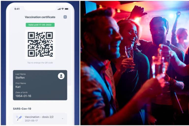 Codeco : vers un pass sanitaire pour aller en discothèque ou dans des fêtes de plus de 200 personnes