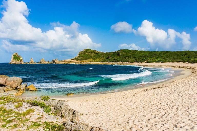 """Les habitants de Guadeloupe sont amers: """"Maintenant qu'ils ont ramené le virus, les touristes sont partis"""""""