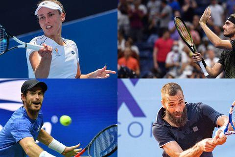 La nuit à l'US Open: des favoris en contrôle, un Murray furax, une Mertens miraculée, un Paire qui pète les plombs, un chiffre fou