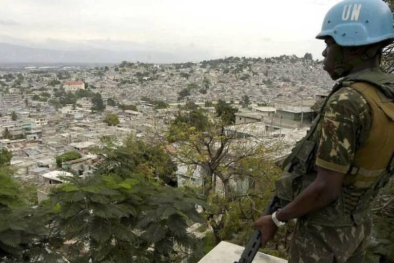 Fin de la mission des Casques bleus en Haïti: L'ONU retire 2.360 soldats de la Minustah