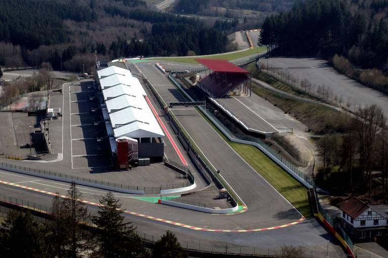 Un motard français perd la vie au circuit de Spa-Francorchamps