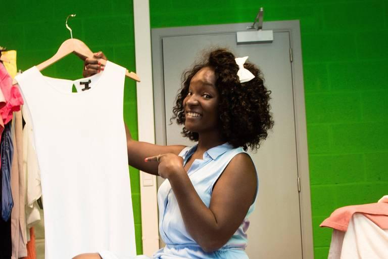 Qui est Cécile Djunga, la miss météo de la RTBF